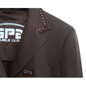 GPA Grand Prix Lady II  Black Strass Jacket