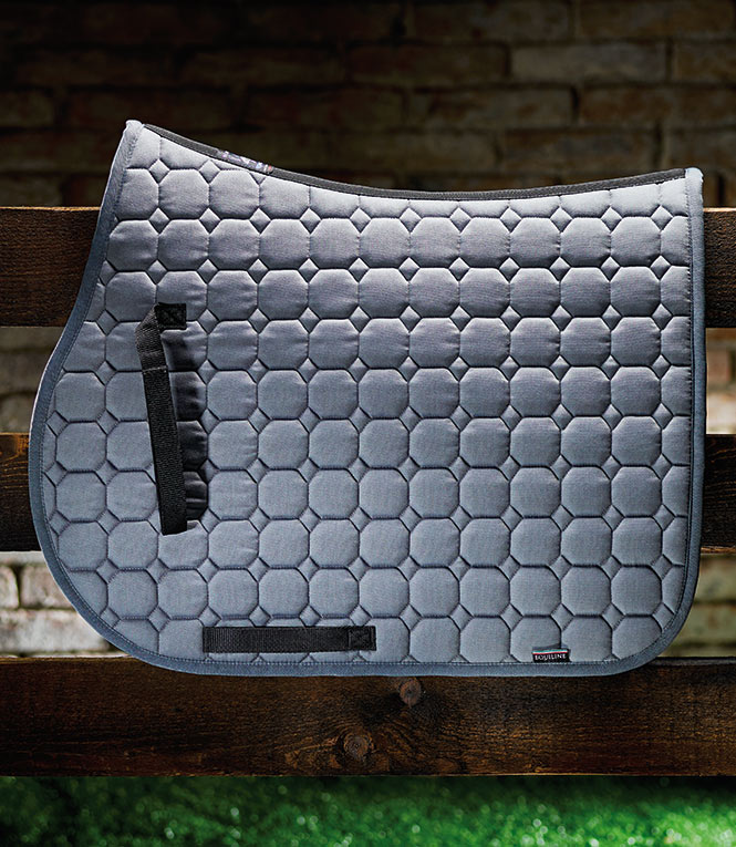 Equiline Octagon Saddle Pad