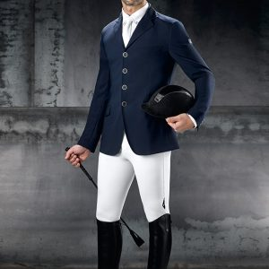 Equiline Rack Mens Show Jacket - Customisable