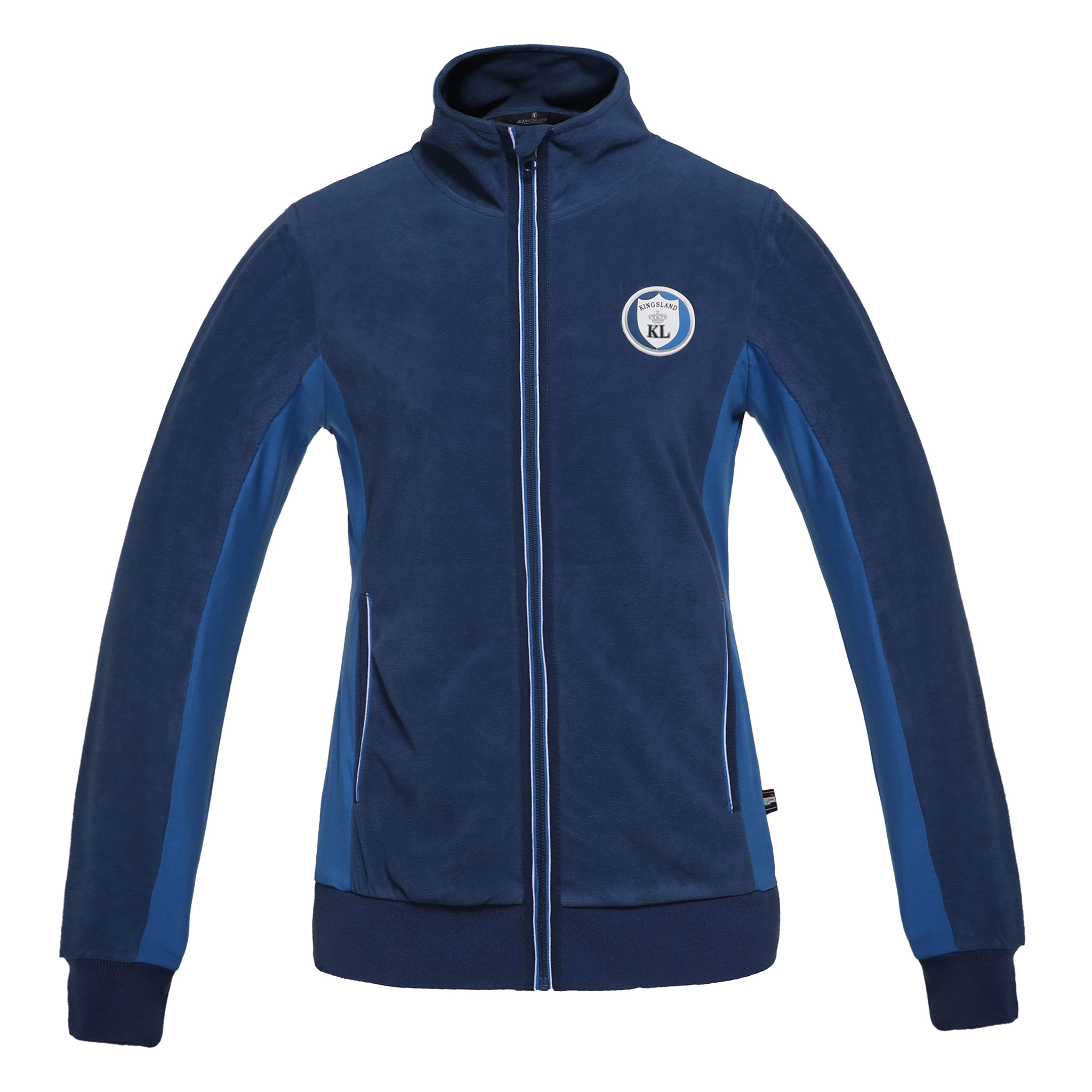 KINGSLAND ATHINA BLUE ENSIGN FLEECE JACKET