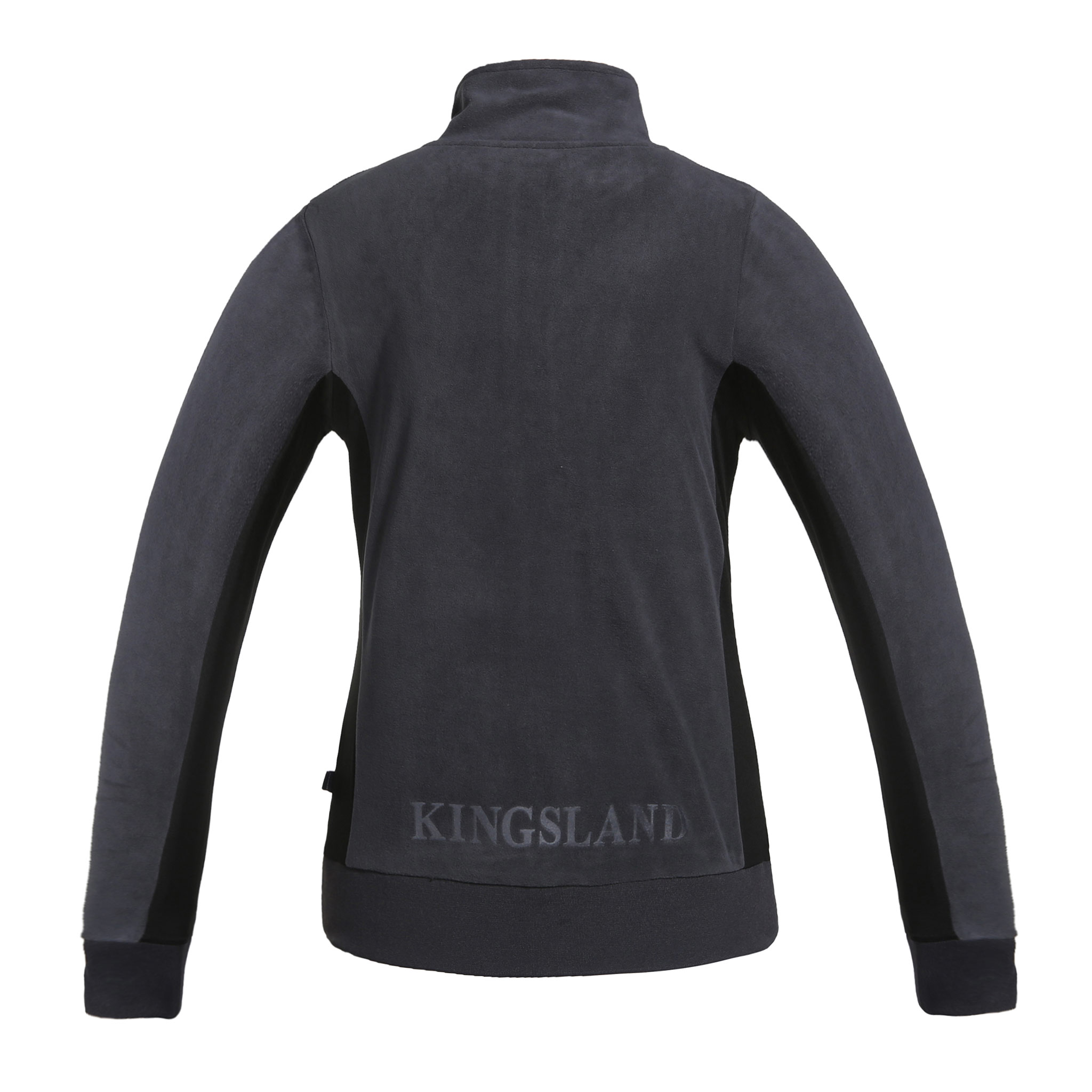 KINGSLAND ATHINA LADIES GREY FLEECE JACKET