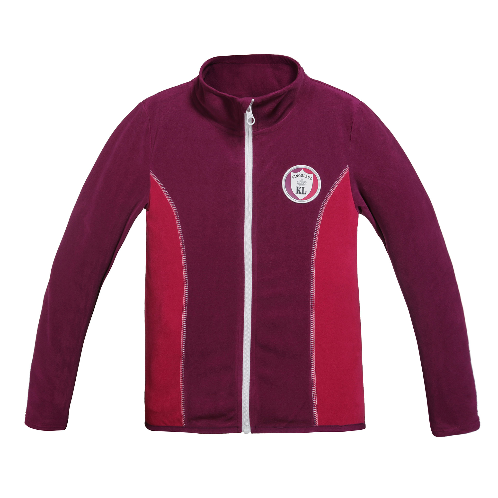 KINGSLAND BLASE GIRLS FLEECE JACKET