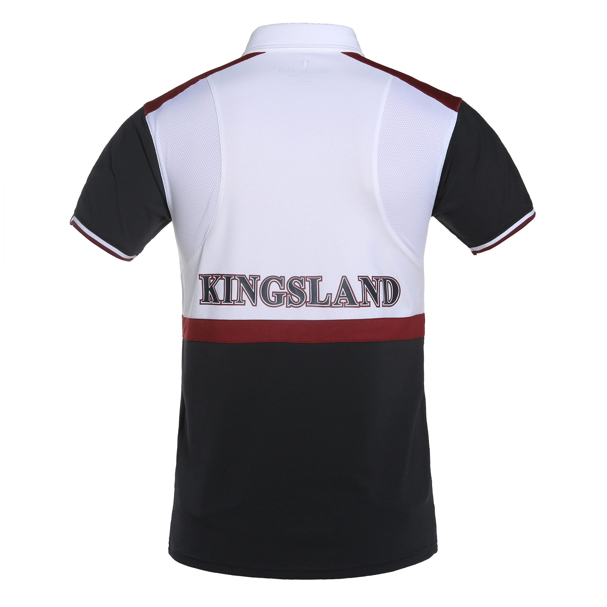 KINGSLAND ROCK NAVY MENS SHOW SHIRT