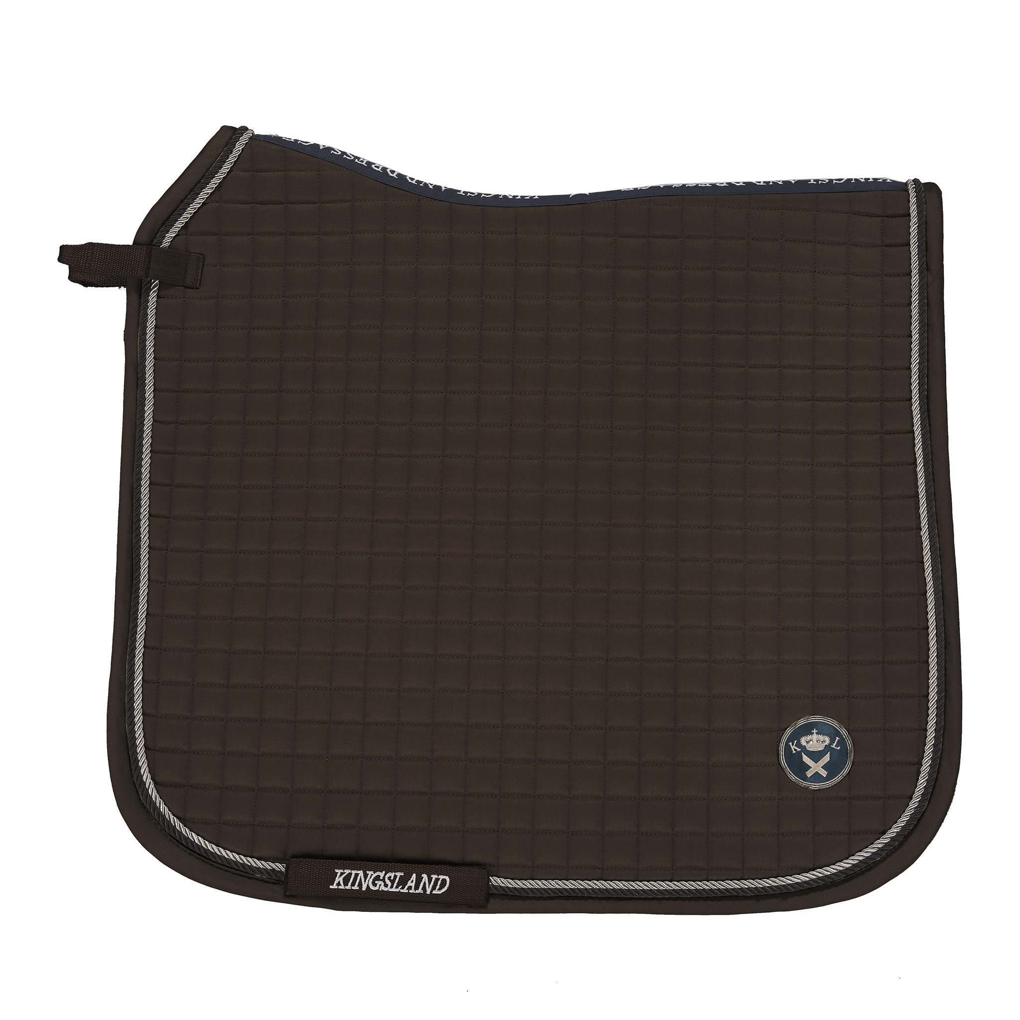 KINGSLAND HAMMERSLEY DRESSAGE FULL SIZE SADDLE PAD