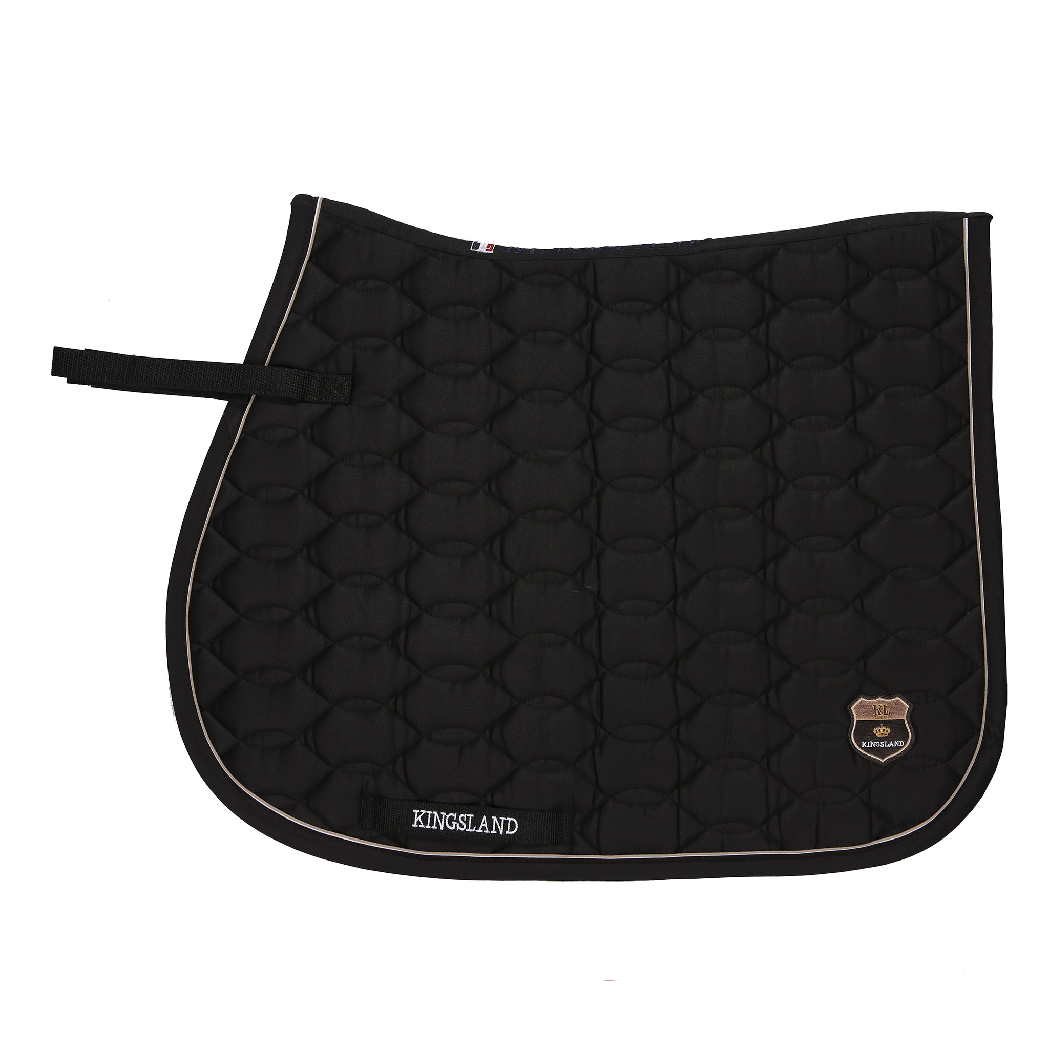 KINGSLAND KASPER BROWN SADDLE PAD