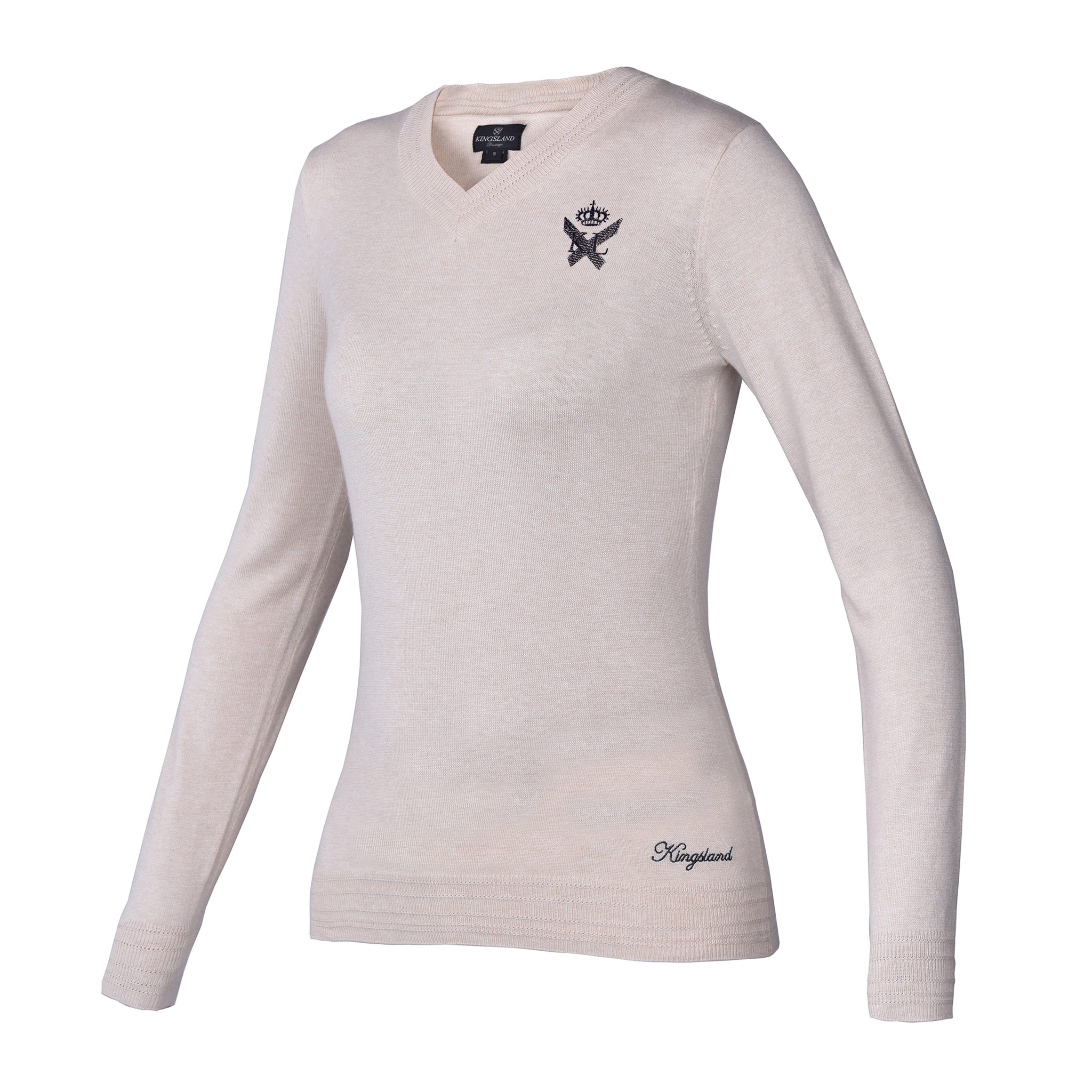 KINGSLAND FALADA PINK CHAMPAGNE LADIES KNIT